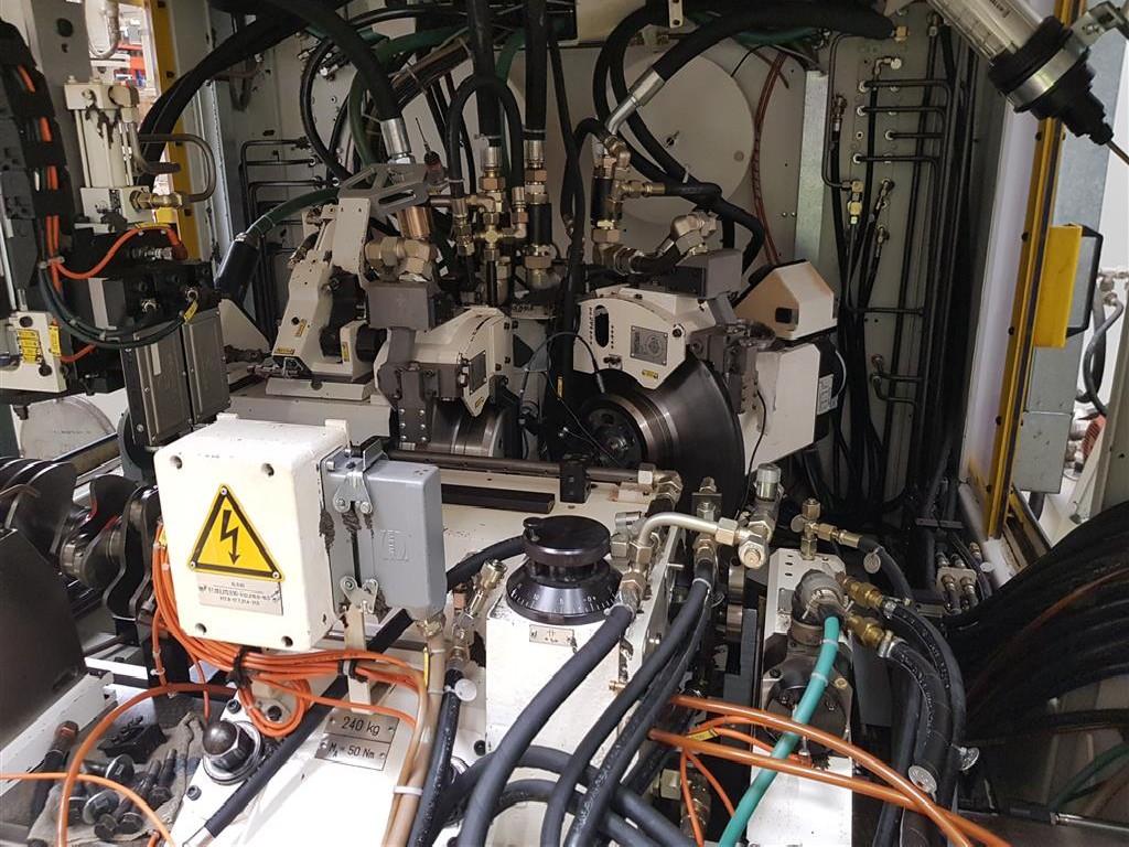 Станок для шлифования коленчатых валов JUNKER Jucrank 5002/50 фото на Industry-Pilot