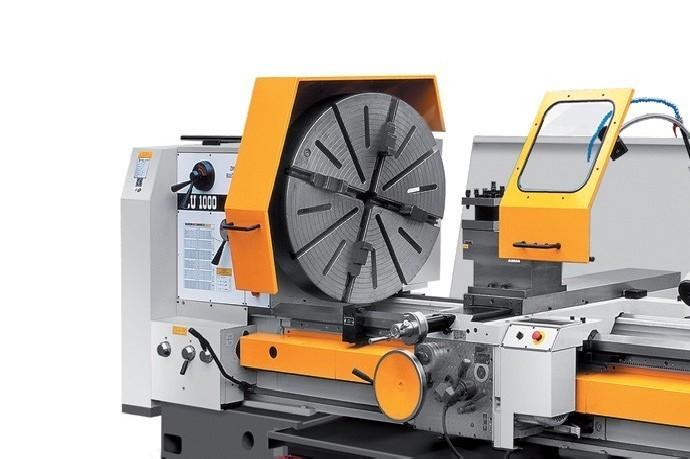 Токарно-винторезный станок ZMM CU 1000 x 5000 фото на Industry-Pilot