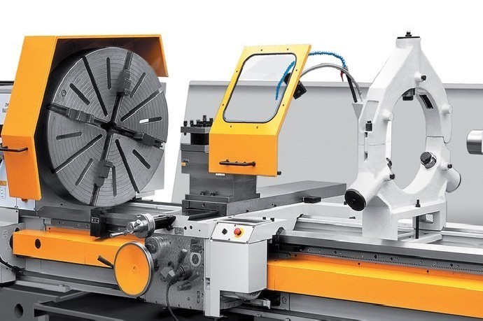 Токарно-винторезный станок ZMM CU 1250 x 4000 фото на Industry-Pilot