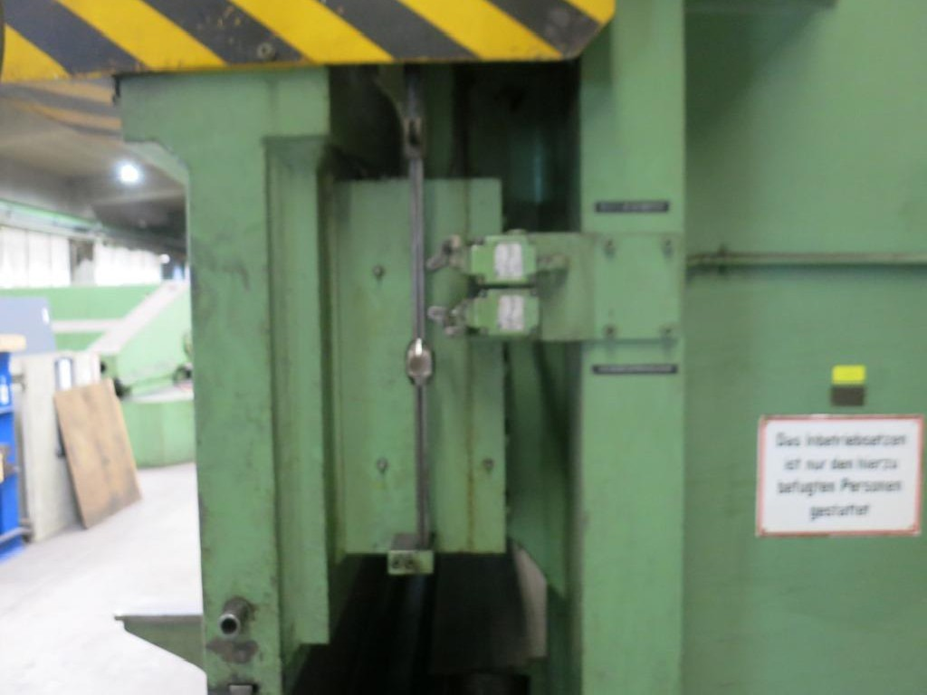 Листогибочный пресс - гидравлический EHT EHP 40-90 фото на Industry-Pilot