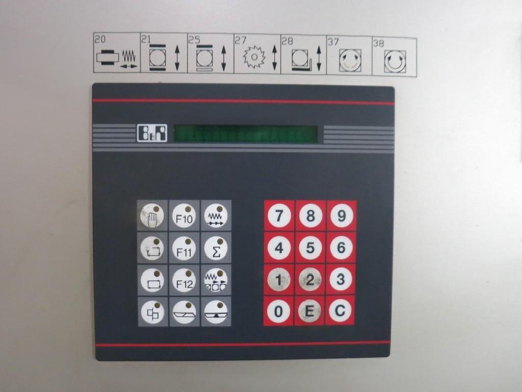 Дисковая пила для холодной резки - Автом. BEHRINGER PSU450 VES фото на Industry-Pilot