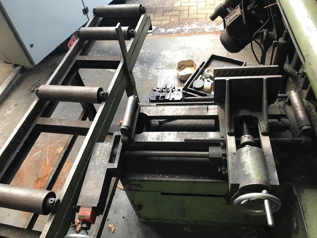 Ленточнопильный автомат - гориз. FORTE BA251 фото на Industry-Pilot