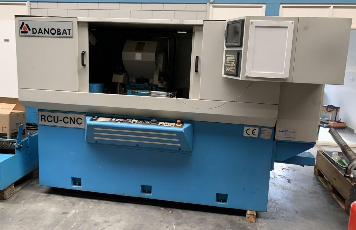 Круглошлифовальный станок DANOBAT RCU CNC фото на Industry-Pilot