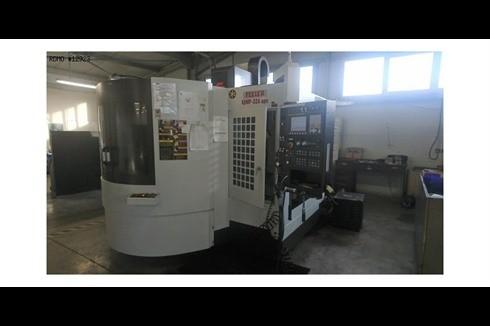 Обрабатывающий центр - вертикальный Feeler QMP-32A APC фото на Industry-Pilot