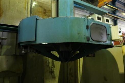 Карусельно-токарный станок - двухстоечный Titan SC43-3HY-CNC-MSF-01 фото на Industry-Pilot