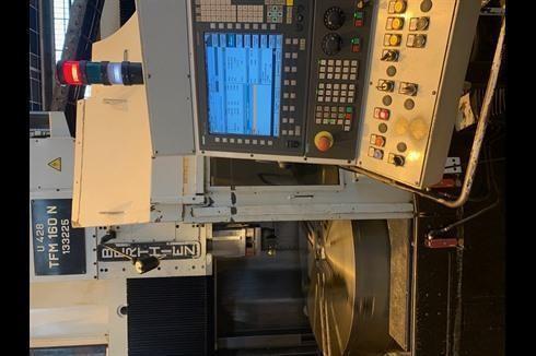 Карусельно-токарный станок одностоечный Berthiez TFM 160 N фото на Industry-Pilot