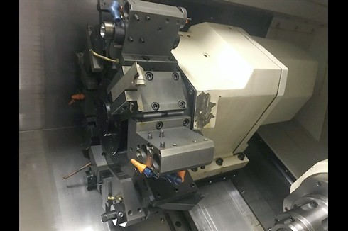Токарный станок с ЧПУ Daewoo PUMA 1500 MS фото на Industry-Pilot