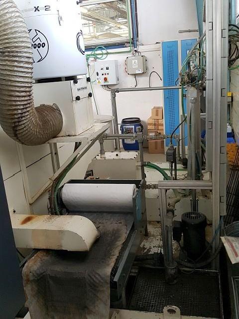 Широколенточный шлифовальный станок GRINDMASTER E023A000 фото на Industry-Pilot