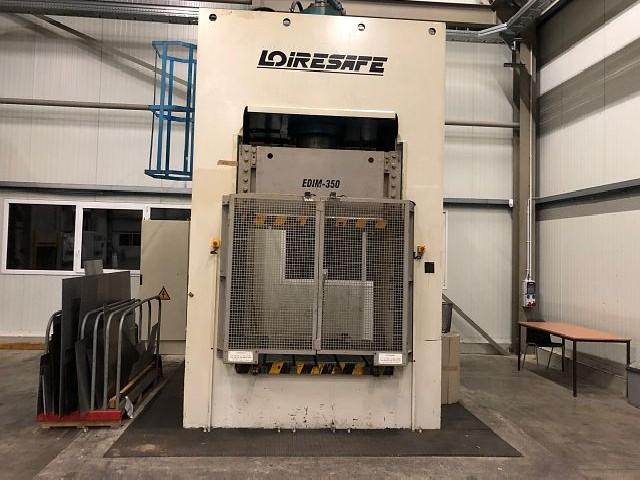 Гидравлический пресс LOIRE SAFE EDIM 350-150/16-14/14-12 фото на Industry-Pilot