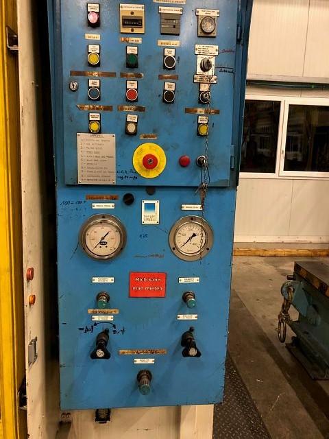Гидравлический пресс LOIRE SAFE EDIM 650-250 фото на Industry-Pilot