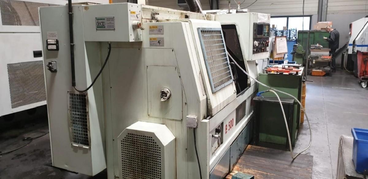 Токарно фрезерный станок с ЧПУ BIGLIA B 750 SY фото на Industry-Pilot