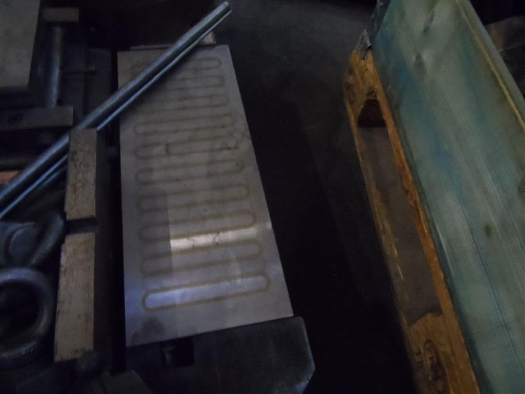 Magnetic Clamping Plate Magnetspannplatte 400 photo on Industry-Pilot