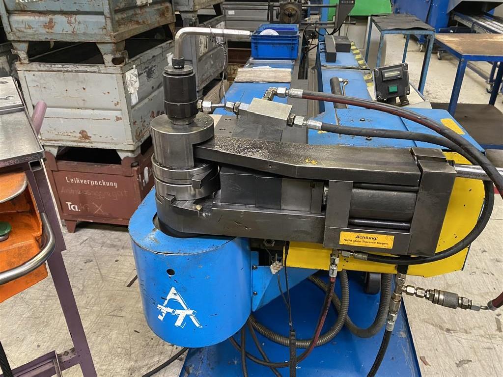 Трубогиб Tracto-Technik Tubobend 50 B 102S фото на Industry-Pilot