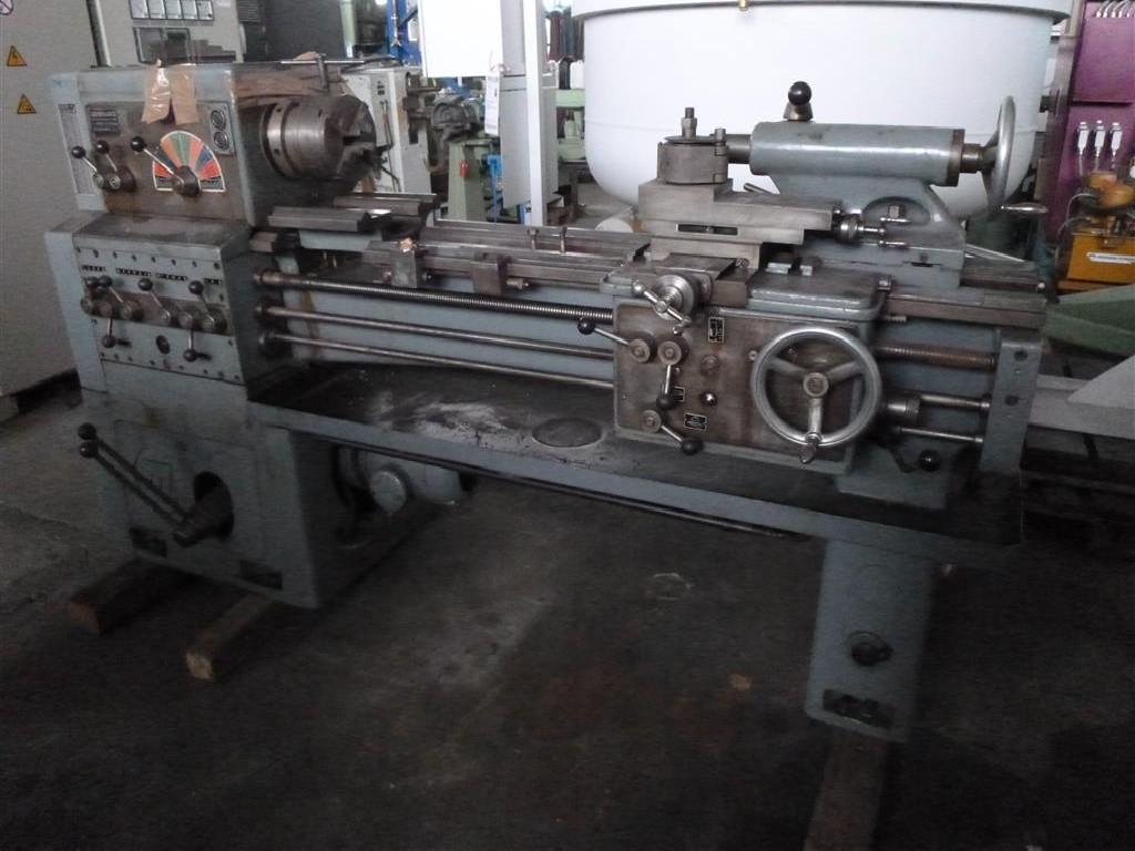 Screw-cutting lathe Meuser MOL 205 x 1000 photo on Industry-Pilot