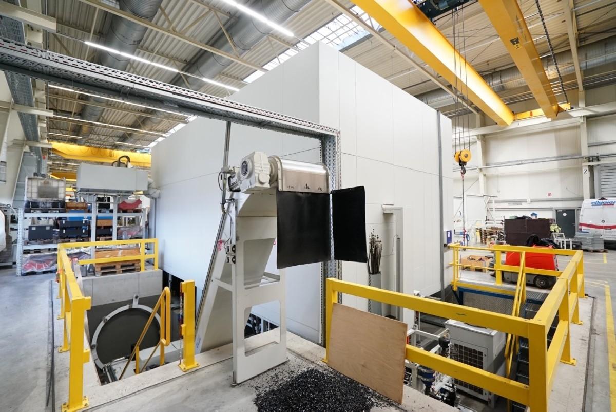 Зубофрезерный станок обкатного типа - вертик. GLEASON- PFAUTER P 4000 фото на Industry-Pilot