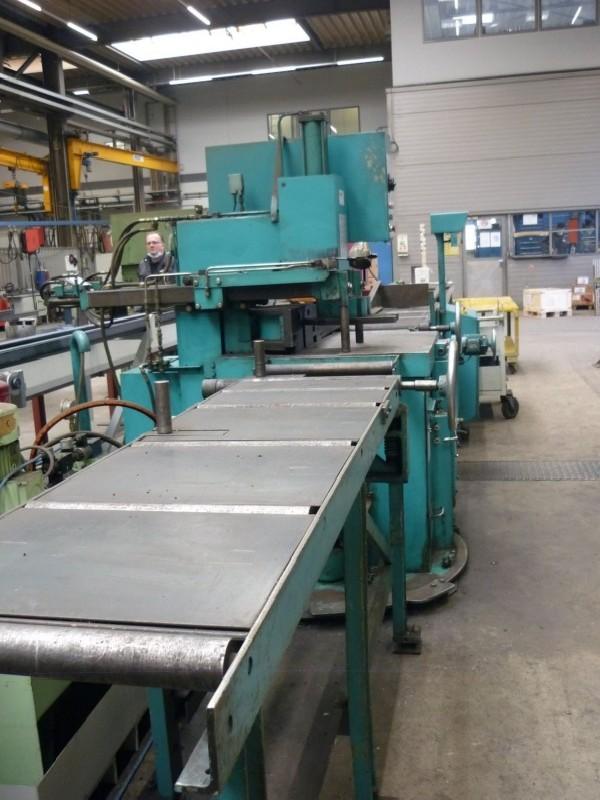 Дисковая пила - для алюминия, пластика, дерева KALTENBACH RKT 631 фото на Industry-Pilot