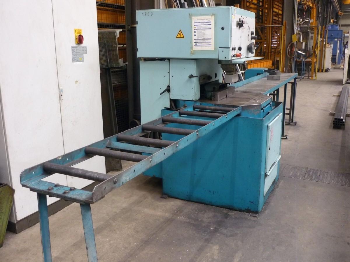 Circular saw - for aluminium, plastic, wood EISELE PSU-H photo on Industry-Pilot