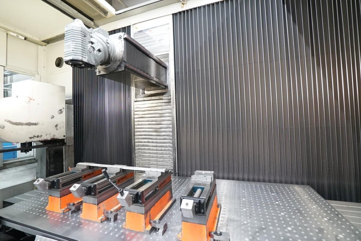 Travelling column milling machine FPT Tessen TM022 photo on Industry-Pilot