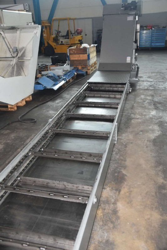 Chip Conveyor KNOLL Typ 1000 K-3 photo on Industry-Pilot