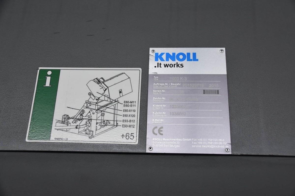 Chip Conveyor KNOLL Typ 1000 K-3 photo on Industry-Pilot