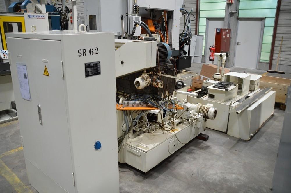Круглошлифовальный станок SCHAUDT A 401 N 1000 фото на Industry-Pilot