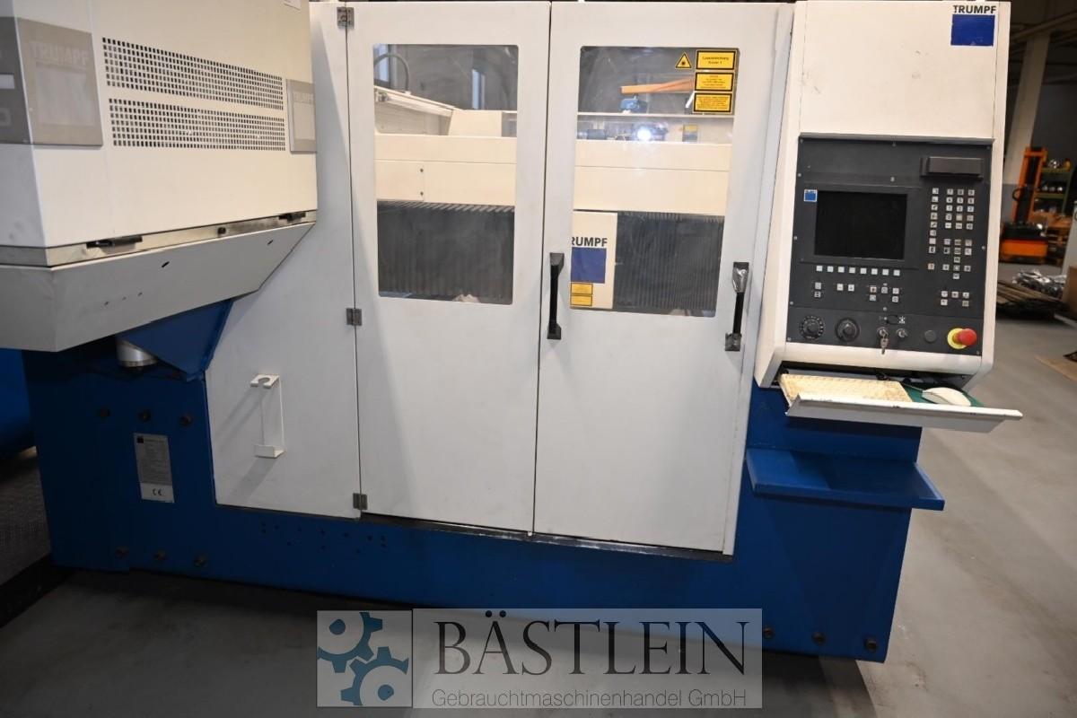 Laser Cutting Machine TRUMPF TRUMATIC L 3030 - 4 kW photo on Industry-Pilot