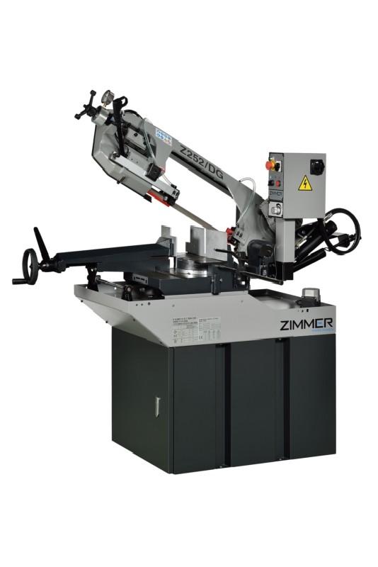 Bandsaw metal working machine ZIMMER Z252/DG photo on Industry-Pilot