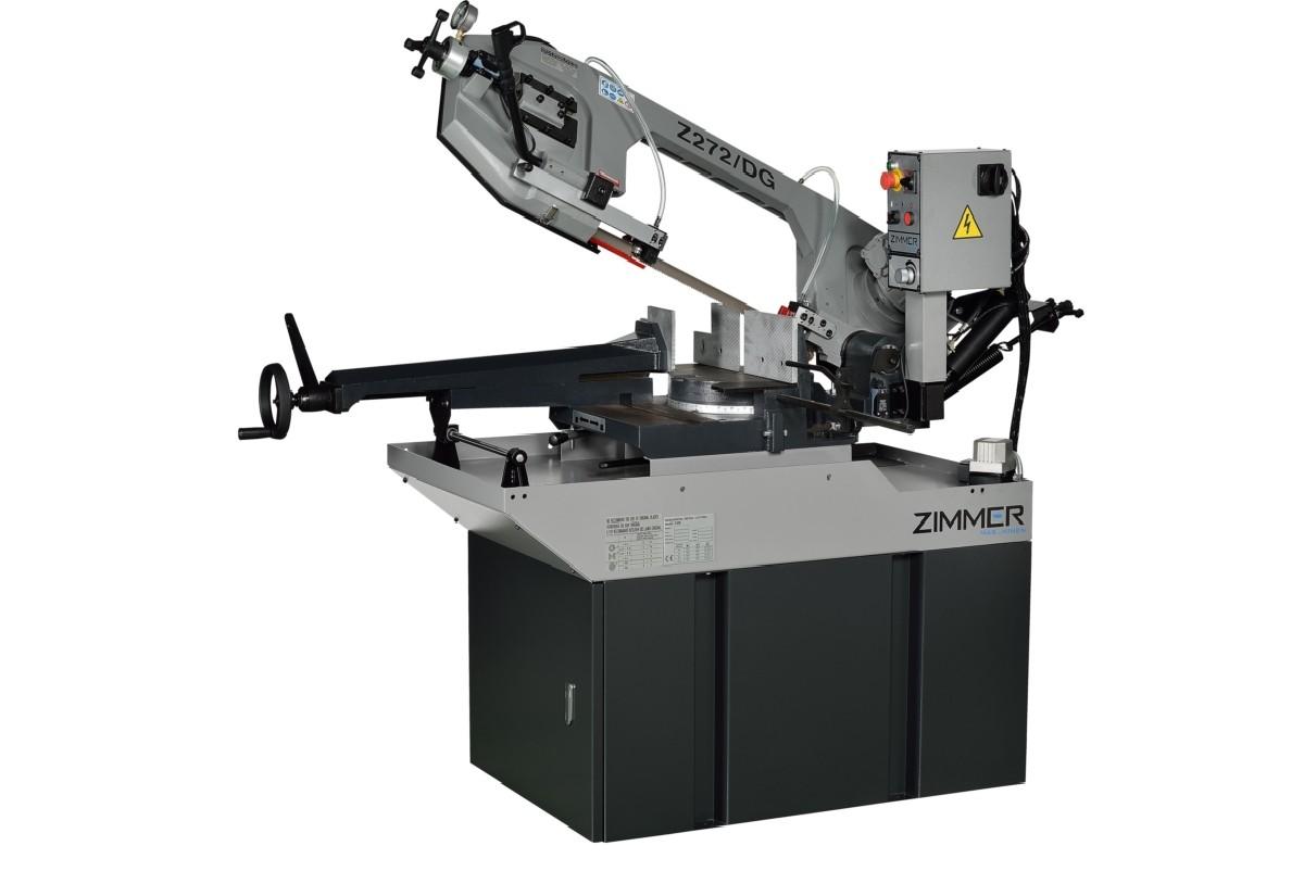 Bandsaw metal working machine ZIMMER Z272/DGV photo on Industry-Pilot