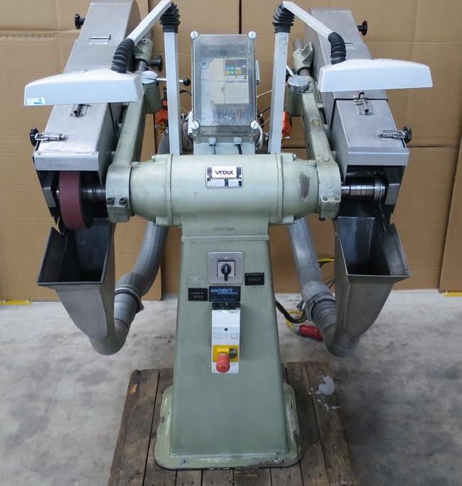 Ленточно-шлифовальный станок VITAX V4 фото на Industry-Pilot
