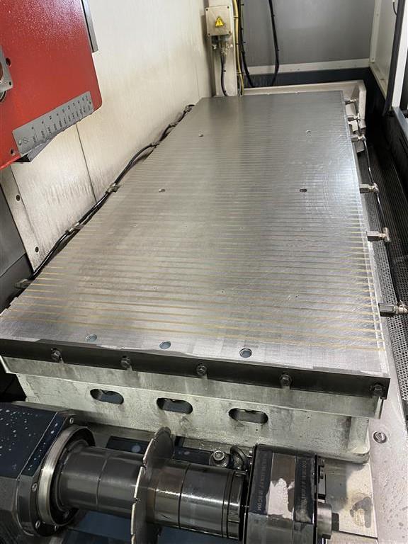 Магнитная зажимная плита WAGNER MAGNETE GmbH & Co. KG 1120-60/150-18 BH-6 фото на Industry-Pilot