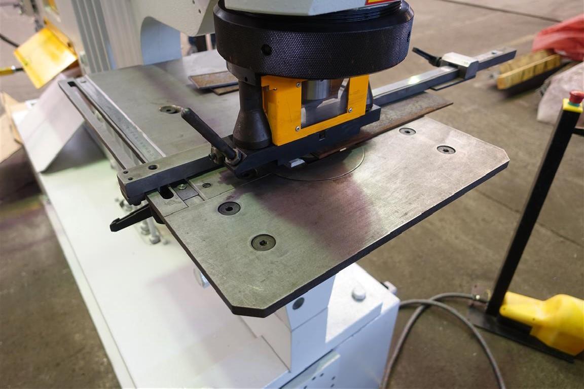 Ножницы для резки профильной стали - комбинир. Ficep ST 80 фото на Industry-Pilot