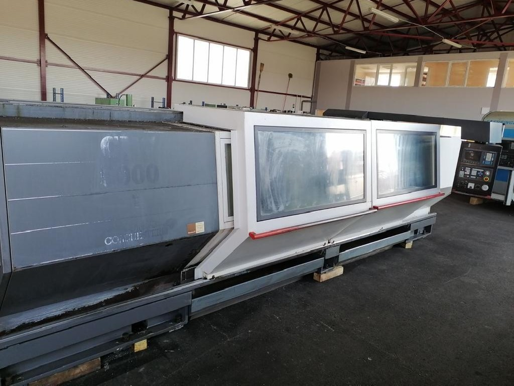 CNC Turning Machine COLCHESTER CNC 5000 photo on Industry-Pilot