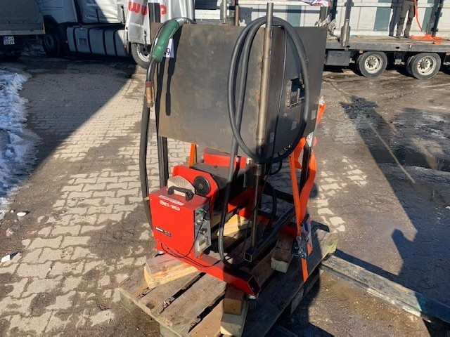 Rotary welding table CONTI WELD A 500 photo on Industry-Pilot