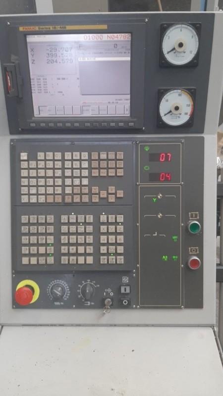 Фрезерный станок - горизонт. BRIDGEPORT XR1270 фото на Industry-Pilot