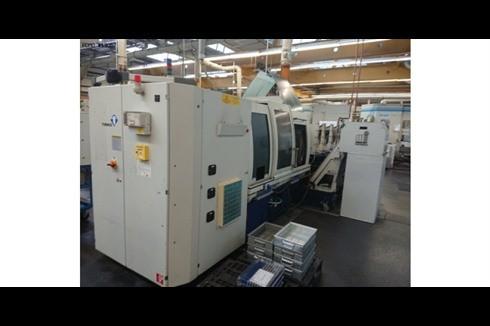 Прутковый токарный автомат продольного точения Tornos MULTIDECO 20/8b фото на Industry-Pilot