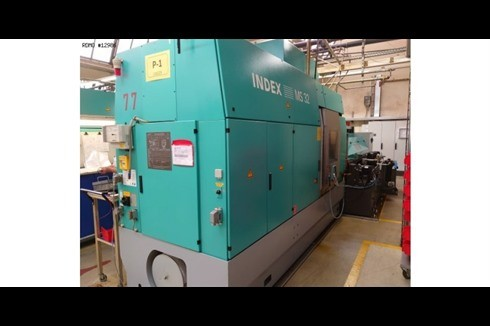 Automatic profile Lathe - Longitudinal Index MS32P photo on Industry-Pilot