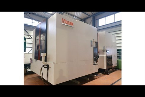 Machining Center - Horizontal Mazak HCN 8800-II photo on Industry-Pilot