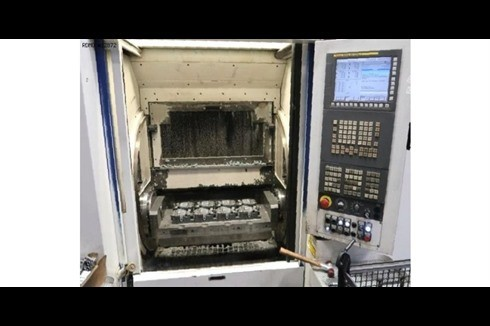Machining Center - Vertical SW BA S03-22 photo on Industry-Pilot