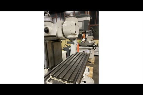 Toolroom Milling Machine - Universal Schaublin 13 CNC photo on Industry-Pilot