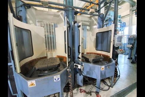 Обрабатывающий центр - горизонтальный MCM Clock FMC фото на Industry-Pilot