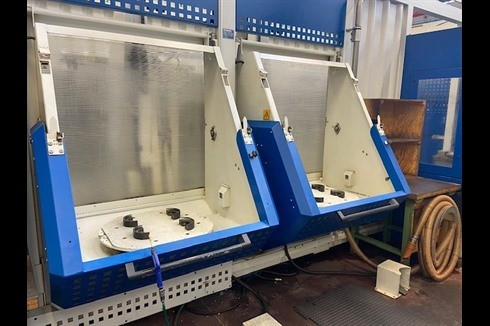 Обрабатывающий центр - горизонтальный Hüller Hille BLUESTAR 5 фото на Industry-Pilot