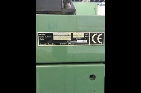 Wire-cutting machine Sodick K 1 CN photo on Industry-Pilot
