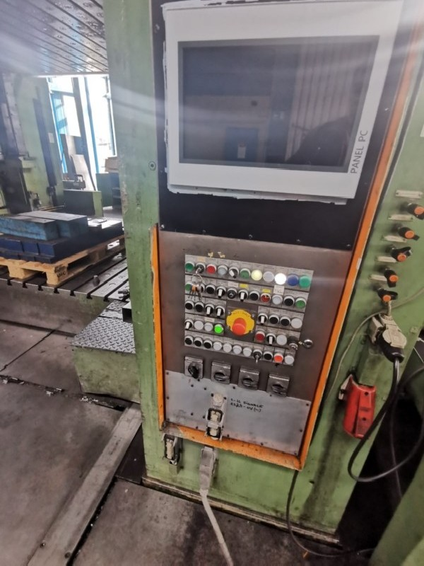 Волочильный пресс - механический - двухстоечный MÜLLER-WEINGARTEN ZE 800-31/19.1.2 фото на Industry-Pilot