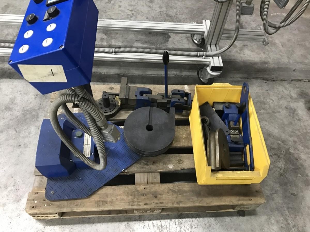 Pipe-Bending Machine JUTEC 4800 photo on Industry-Pilot