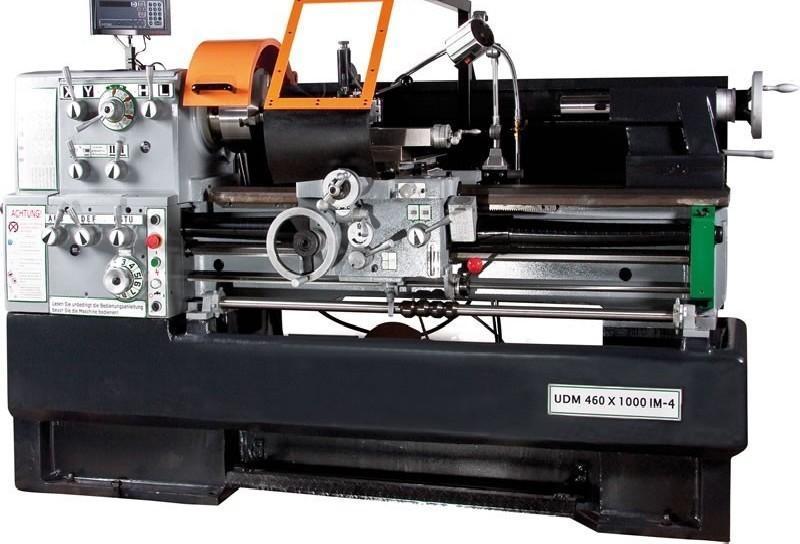 Screw-cutting lathe HUVEMA HU 460  x 1000 NG photo on Industry-Pilot