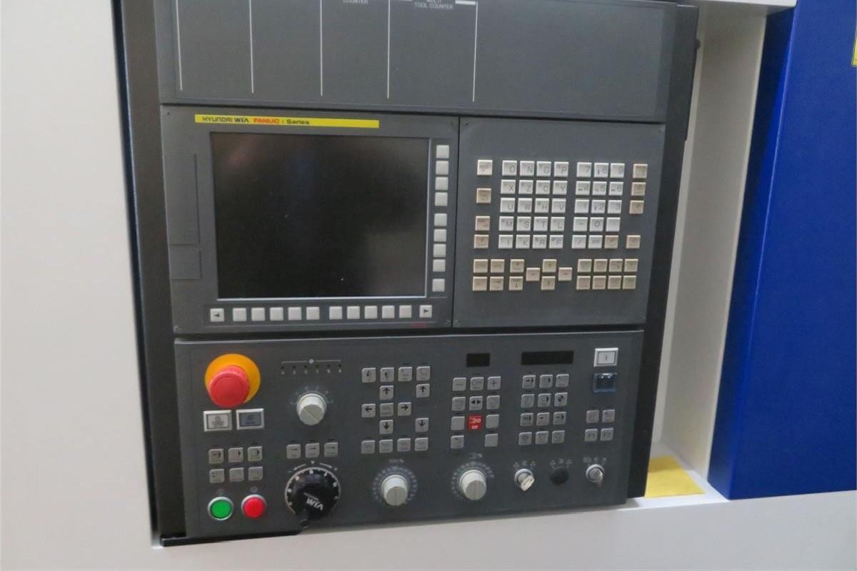 CNC Turning and Milling Machine HYUNDAI L210LMA photo on Industry-Pilot