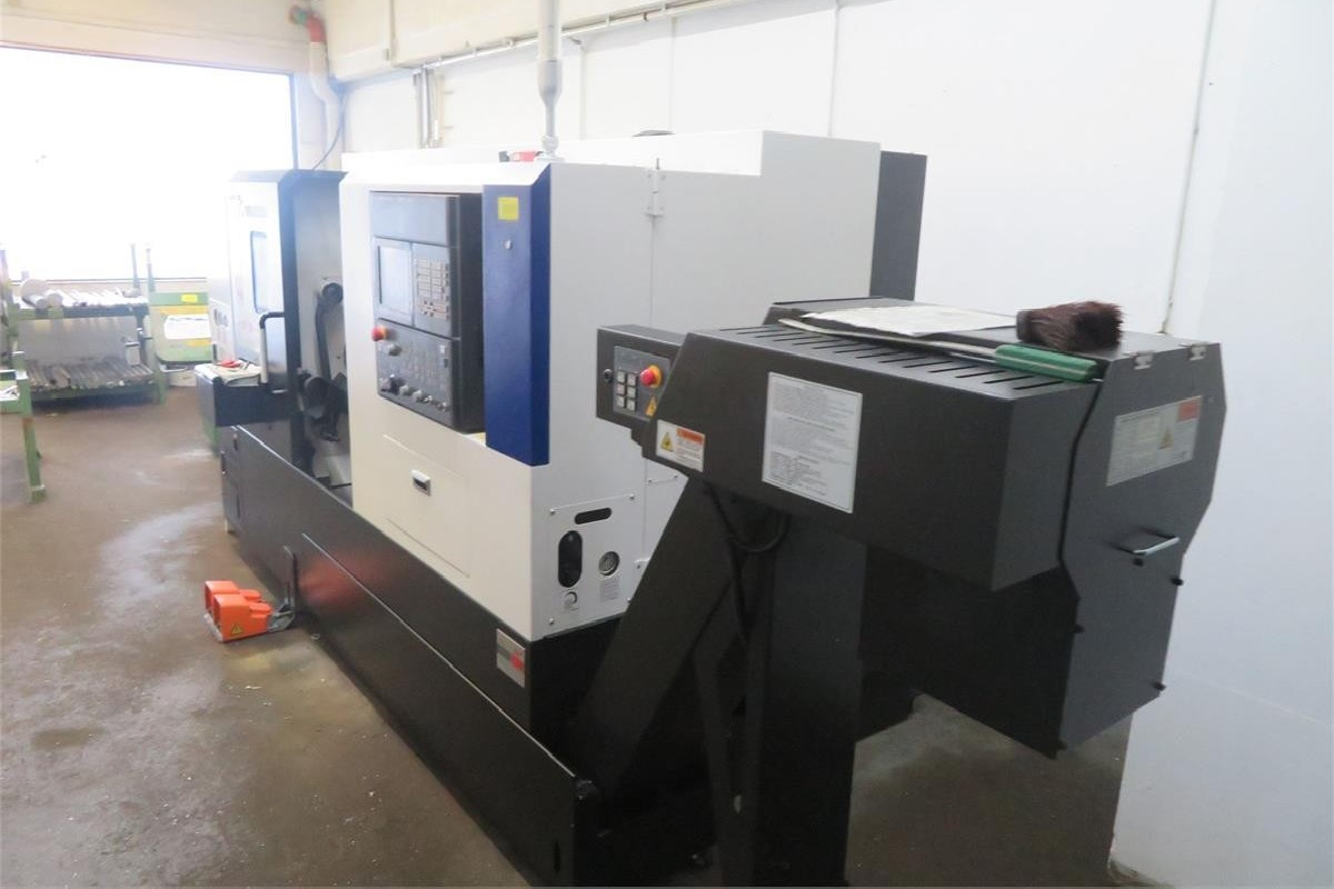 CNC Turning and Milling Machine HYUNDAI L210LMA photo on Industry-Pilot