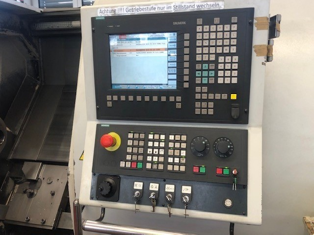 Токарный станок с ЧПУ SEILO/TRENS SBL700 CNC фото на Industry-Pilot