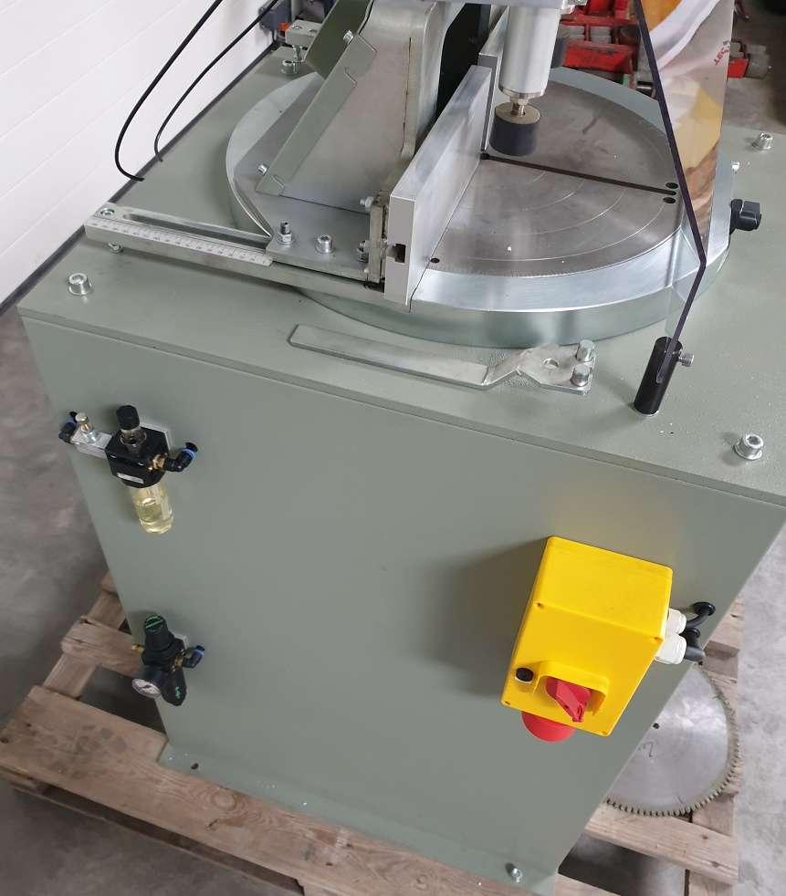 Дисковая пила - для алюминия, пластика, дерева Pressta Eisele LMS 350 GM фото на Industry-Pilot