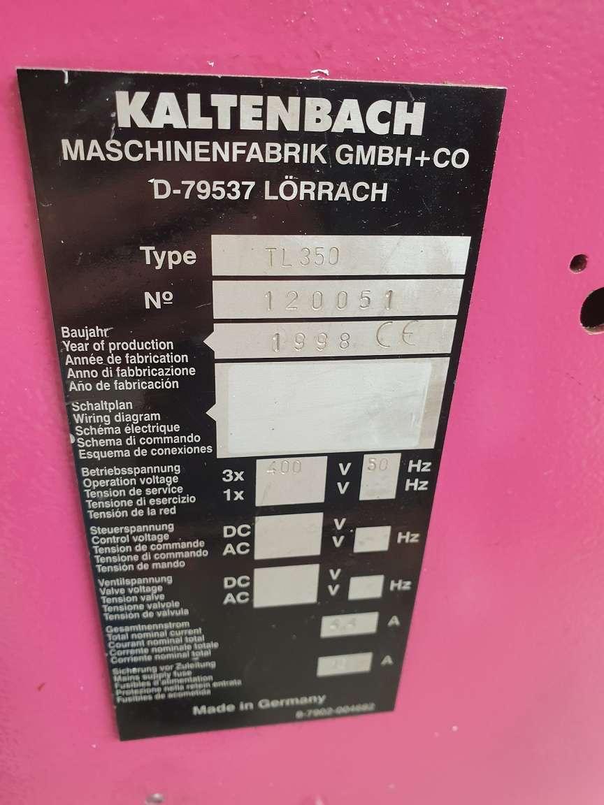 Пила для штапиков Kaltenbach TL 350 фото на Industry-Pilot